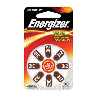 Image sur Pile Energizer 312