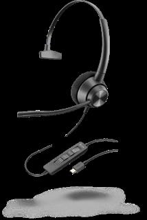 Picture of Plantronics EncorePro 310 USB-C, 214569-01