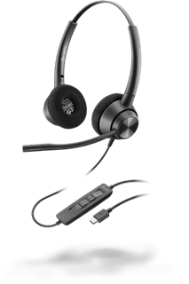 Picture of Plantronics EncorePro 320 USB-C, 214571-01