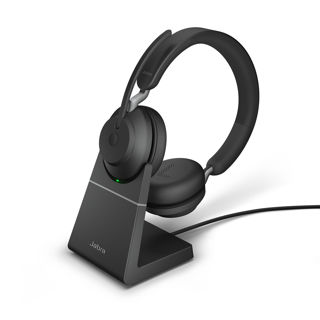 Image sur Jabra EVOLVE2 65 USB-C, UC, STEREO,  STAND, 26599-989-889